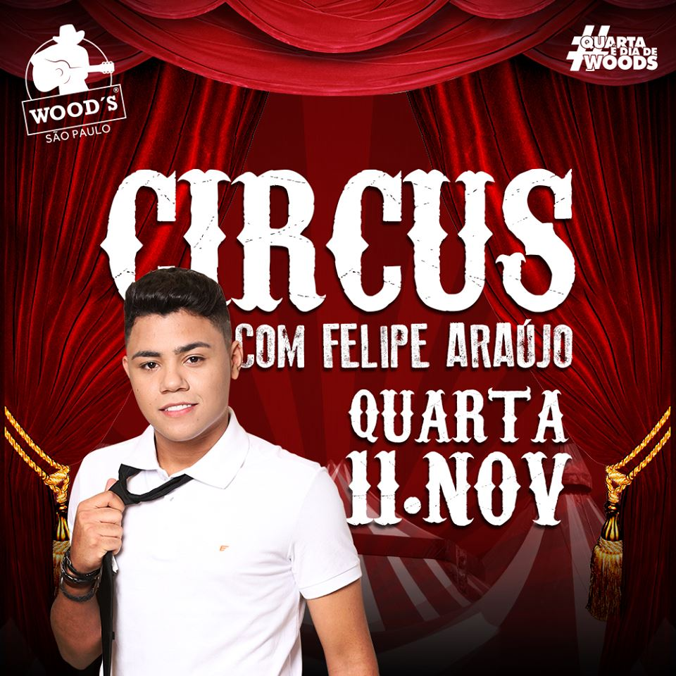 Circus Party Felipe Araujo